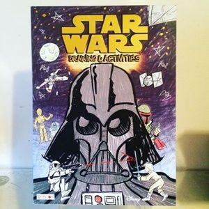 Star Wars Drawing & Activities Book